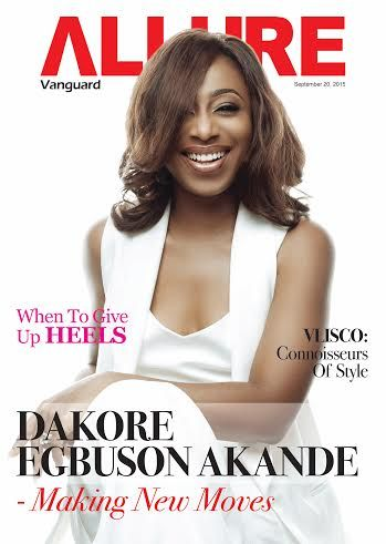 9a796192b0 INSTASTORY  Dakore Akande Egbuson makes it to the star of the week ...